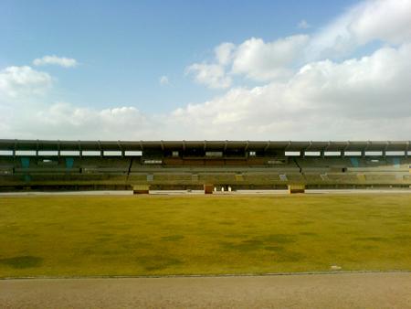 ورزشگاه